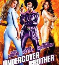 La locandina di Undercover Brother