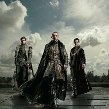 Un'immagine promozionale della terza stagione de I Tudors