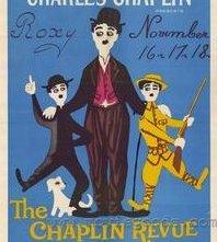 La locandina di The Chaplin Revue