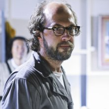 Eric Lange in una scena dell'episodio Namaste di Lost