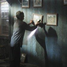 John Terry in una scena dell'episodio Namaste di Lost