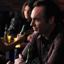 Un profilo di Paul Blackthorne nell'episodio 'Chapter Nineteen: Lovers' Leap' della serie Lipstick Jungle