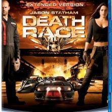 La copertina di Death Race (blu-ray)