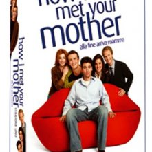 La copertina di How i meet your mother - Alla fine arriva mamma - Stagione 1 (dvd)