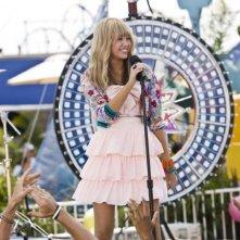 Miley Cyrus è la protagonista del film Hannah Montana: The Movie