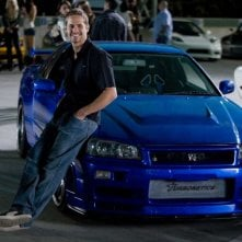 Paul Walker è l'agente Brian O'Conner nel film Fast and Furious - Solo parti originali