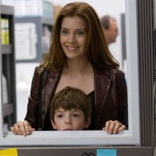 Amy Adams e Jason Spevack in un'immagine del film Sunshine Cleaning