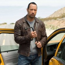 Dwayne Johnson è il protagonista del film Corsa a Witch Mountain