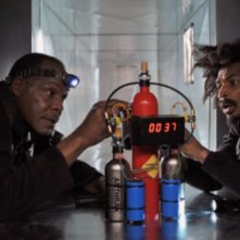Eddie Steeples e Danny Glover in una scena dell'episodio My Name is Alias di My Name is Earl