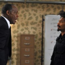 Eddie Steeples e Danny Glover nell'episodio My Name is Alias di My Name is Earl