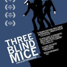 La locandina di Three Blind Mice