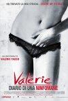 La locandina di Valérie - Diario di una ninfomane
