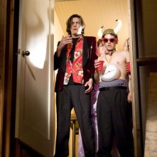 Trevor Moore in una scena del film Miss March