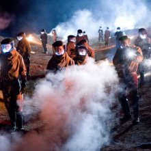 Un'immagine del film Corsa a Witch Mountain