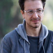 Il regista Valerio D'Annunzio