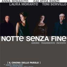 La copertina di Notte senza fine - amore tradimento incesto (dvd)