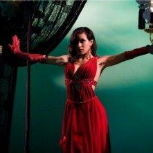 Julissa Bermudez in una scena del film Ballare per un sogno