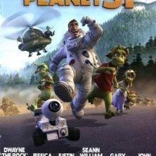 La locandina di Planet 51