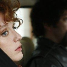 Ludivine Sagnier in una scena del film Nemico pubblico n°1 - L'ora della fuga