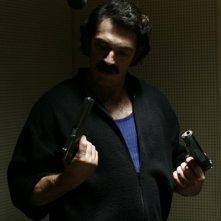 Vincent Cassel è il protagonista del film Nemico pubblico n°1 - L'ora della fuga