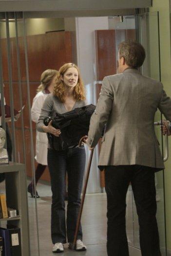 Hugh Laurie in una scena da Here Kitty di Dr. House: Medical Division