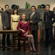 Il cast di Kings in una foto promozionale della serie.