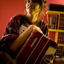 Kasia Smutniak è la protagonista del film Tutta colpa di Giuda