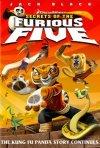 La locandina di Kung Fu Panda: I segreti dei cinque cicloni