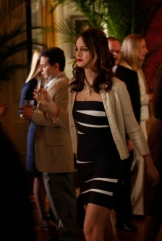 Leighton Meester nell'episodio The Grandfather di Gossip Girl