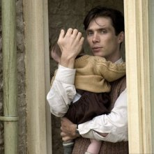 Cillian Murphy in una scena del film The Edge of Love