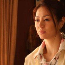 Haruka Igawa è Miss Kaneko nel film Tokyo Sonata