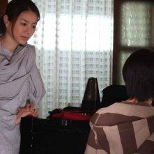 Haruka Igawa in un'immagine del film Tokyo Sonata