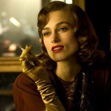 Keira Knightley in una sequenza del film The Edge of Love
