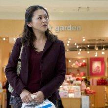 Kyoko Koizumi in un'immagine del film Tokyo Sonata