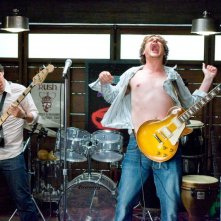 Paul Rudd e Jason Segel in una scena del film I Love You, Man