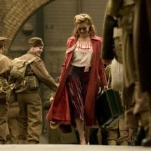 Sienna Miller in un'immagine del film The Edge of Love