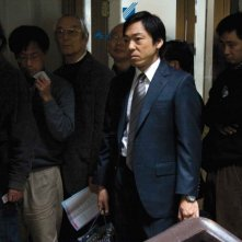 Teruyuki Kagawa è Ryuhei Sasaki nel film Tokyo Sonata