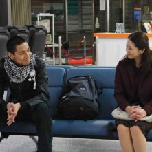Yu Koyanagi e Kyoko Koizumi in una scena del film Tokyo Sonata
