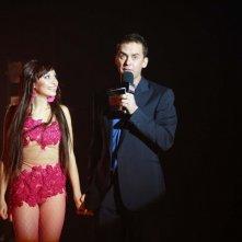 Klariza Clayton e Scott Mills in una foto promozionale dell'episodio 'Freddie' della terza stagione della serie tv Skins