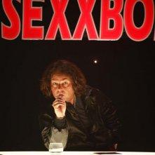Rich Fulcher in una foto promozionale dell'episodio 'Freddie' della terza stagione della serie tv Skins