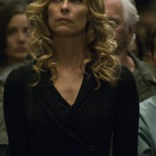 Kate Vernon nell'episodio 'Daybreak: Part 1' dell'ultima stagione di Battlestar Galactica