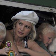 Kierston Wareing in una sequenza del film Il caso dell'infedele Klara