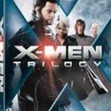 La copertina di X-Men Trilogy (blu-ray)