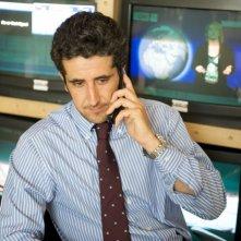 Luca Angeletti in un'immagine del film Sbirri