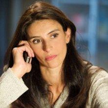 Simonetta Solder in un'immagine del film Sbirri