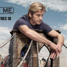 Un poster promozionale della Stagione 5 di Rescue Me