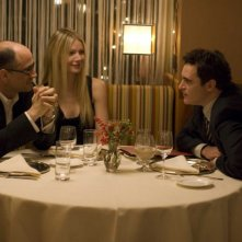 Elias Koteas, Gwyneth Paltrow e Joaquin Phoenix in una scena del film film Two Lovers