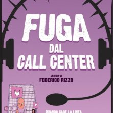 La locandina di Fuga dal call center