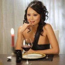 Man Lo Zhang in un'immagine del film Cenci in Cina