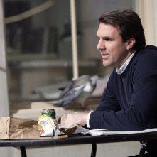 Paul Schneider in una scena del pilot di Parks and Recreation